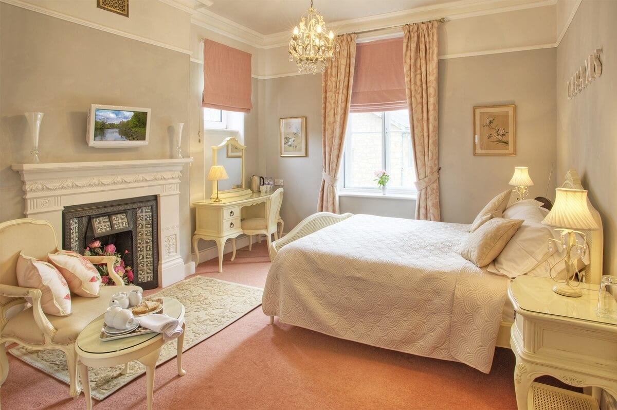 The Peony Room Fairfield House