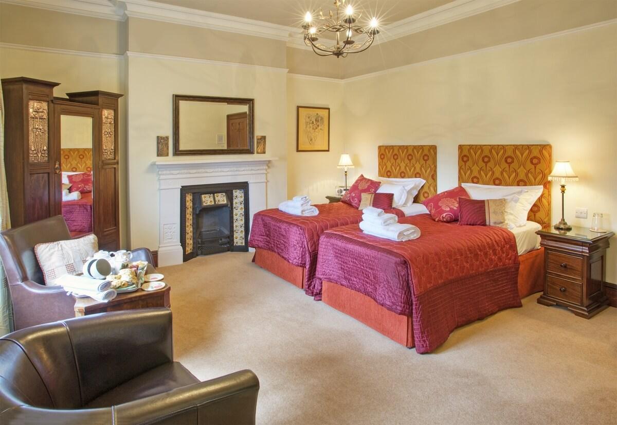 The Mackintosh Room Fairfield House